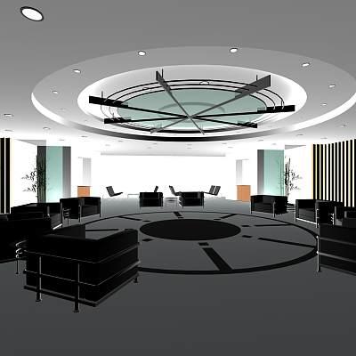 22-东阁不锈钢制品公司会议室