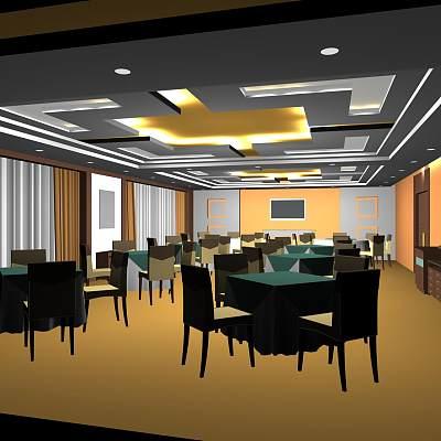 32-北京越秀大饭店餐厅