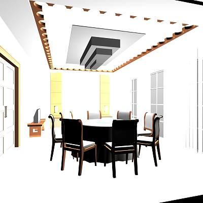 67北京银都酒店餐厅包间