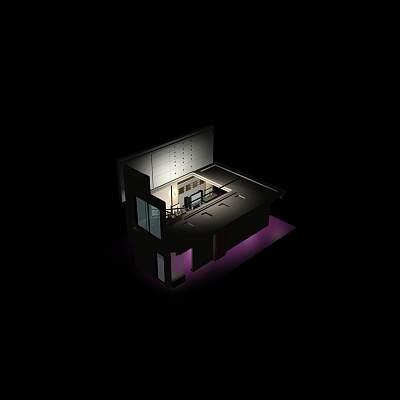 客厅套件模型01