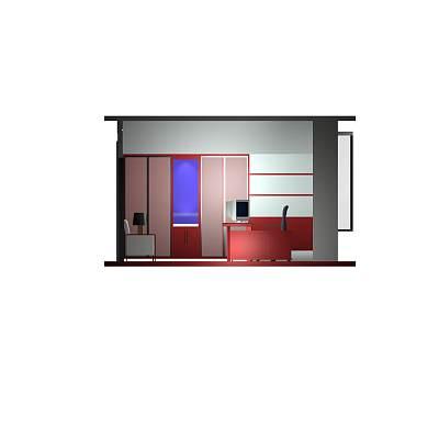 客厅套件模型11