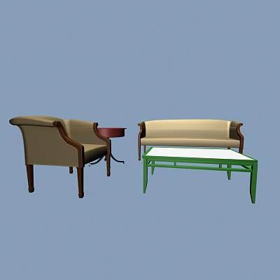 沙发组合5