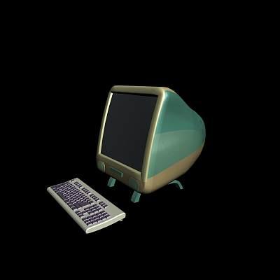 台式电脑 显示器 键盘