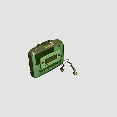 便携式录音机