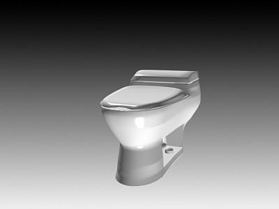连体座厕08