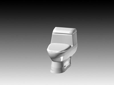 连体座厕13