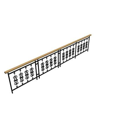 栏杆111