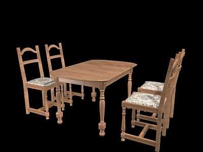 餐桌组合-05