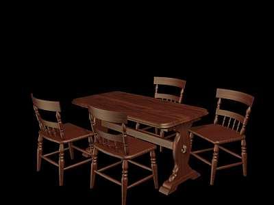 餐桌组合-17