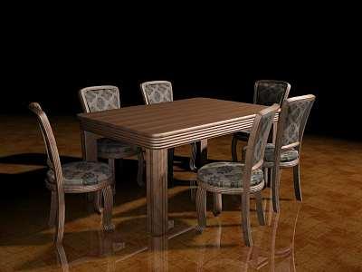 餐桌组合-35