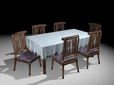 餐桌组合-36