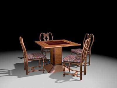 餐桌组合-42