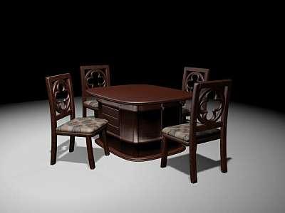 餐桌组合-49