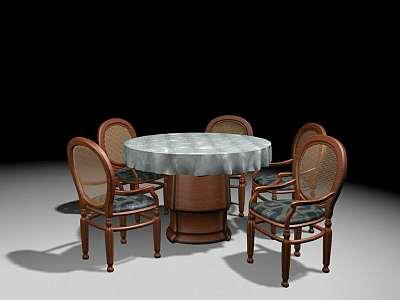 餐桌组合-52