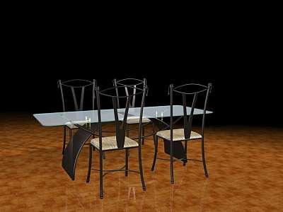 餐桌组合-73