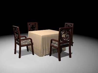 餐桌组合-60