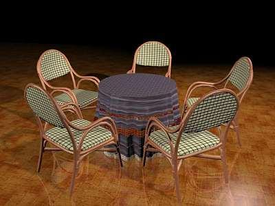 餐桌组合-62