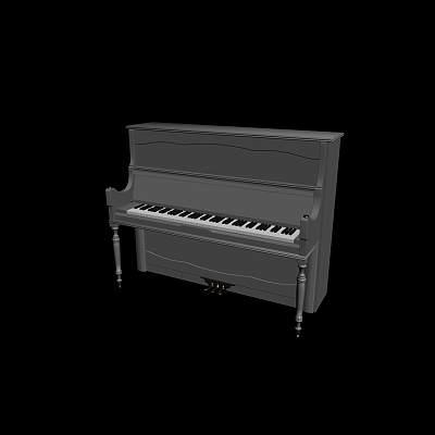 钢琴002