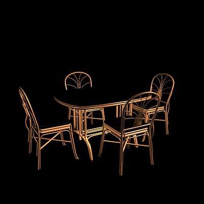 桌椅组合29