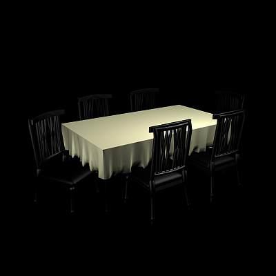桌椅组合37