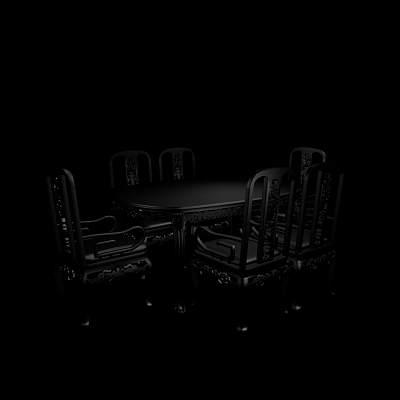 桌椅组合51