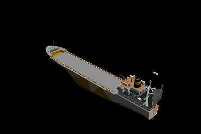 船模型24
