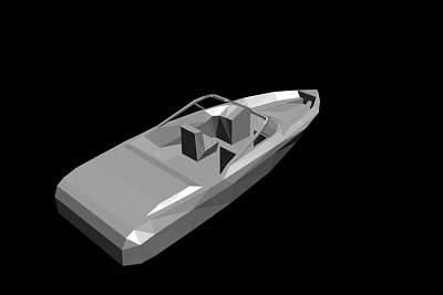 船模型28