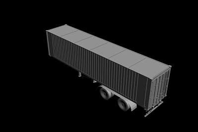火车模型2