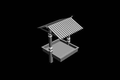 公园模型1