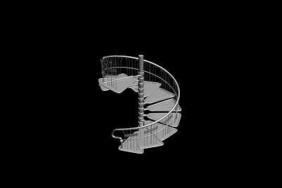 楼梯模型8