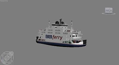 运输船3D模型