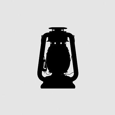 老式煤油灯