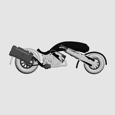 50-scifi-bike-model