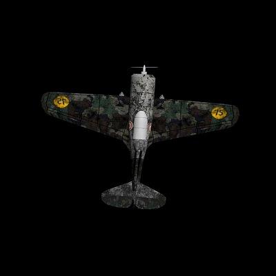 Curtiss Hawk 75 飞机
