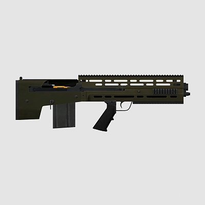 冲锋枪 BF4_Bulldog