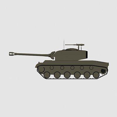 m26-坦克