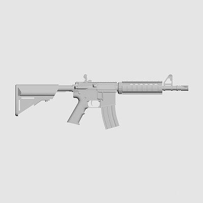 步枪 M4A4