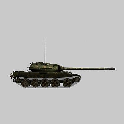 坦克 t-54_wot