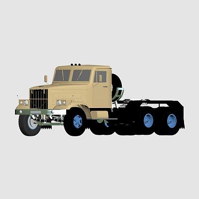 大卡车 货车 KpA3