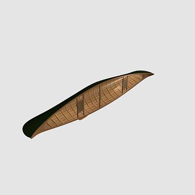 独木舟 手划船 Canoe