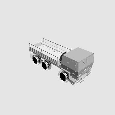 大货车 卡车