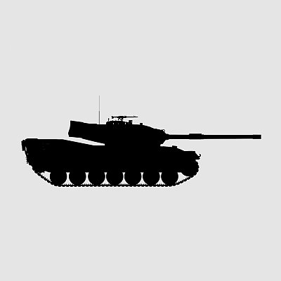 坦克 leopard1