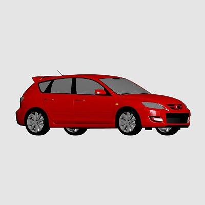 马自达 Mazda3MPS