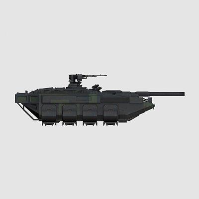 BF4 坦克