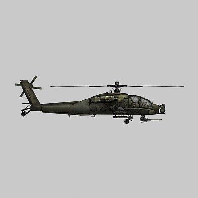阿帕奇飞机 Apache