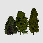 wnrdir5c8e-trees5,点此进入此模型下载页