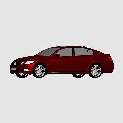 雷克萨斯 LexusGS
