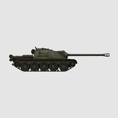 SU-122-44 坦克