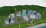 amaryllis 城市,点此进入此模型下载页