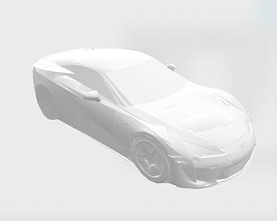 Lexus_LFA 车